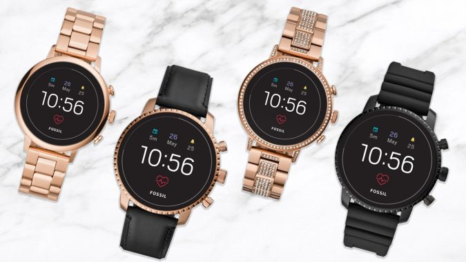 Fossil-smartwatches-675x380 For Fitness and Fashion Geeks: Fossil - Gen 4 Venture HR Smartwatch