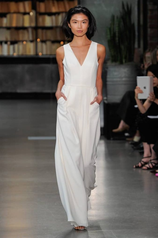 JUMPSUIT-675x1013 150+ Bridal Fashion Trends and Ideas for Fall/winter 2019