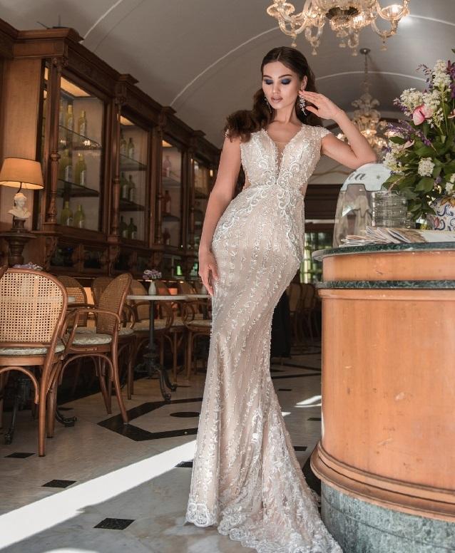 LaPetra-2019-avreliya-wedding-dresses-2-bmodish-1 150+ Bridal Fashion Trends and Ideas for Fall/winter 2020