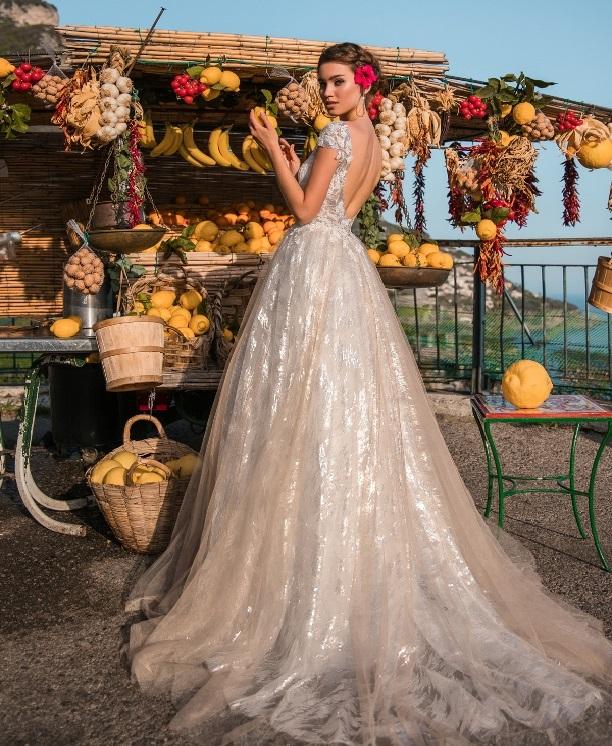 LaPetra-2019-coreliya-wedding-dress-1-bmodish-1 150+ Bridal Fashion Trends and Ideas for Fall/winter 2020