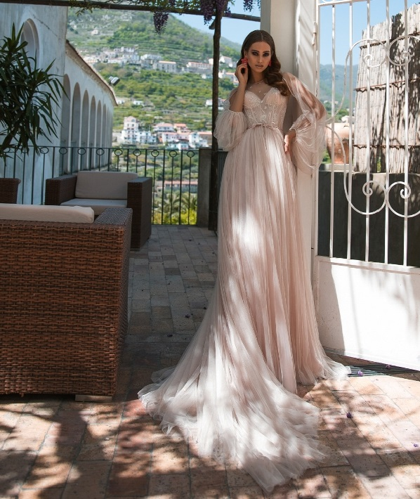 LaPetra-2019-genevieve-wedding-dress-1 150+ Bridal Fashion Trends and Ideas for Fall/winter 2019
