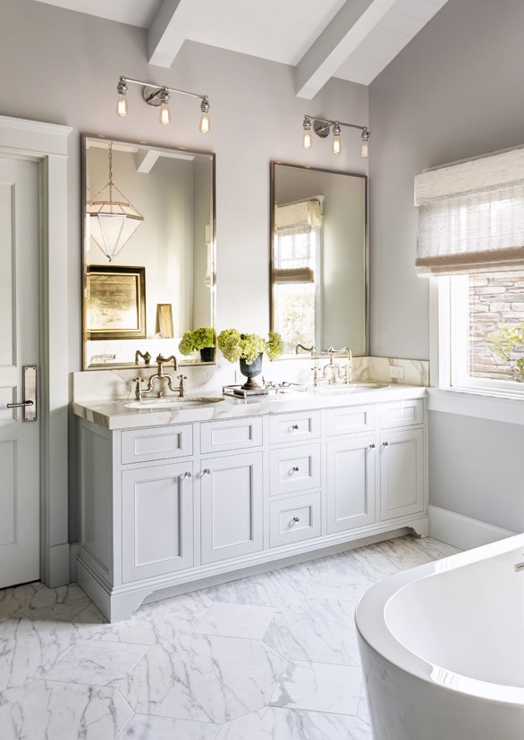 Lighting_Bathroom Top 10 Ways to Make A House Look Bigger And More Spacious