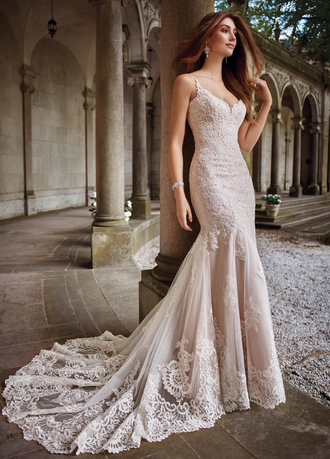 New-Mon-Cheri-Bridal-Dress-2-675x939 150+ Bridal Fashion Trends and Ideas for Fall/winter 2020