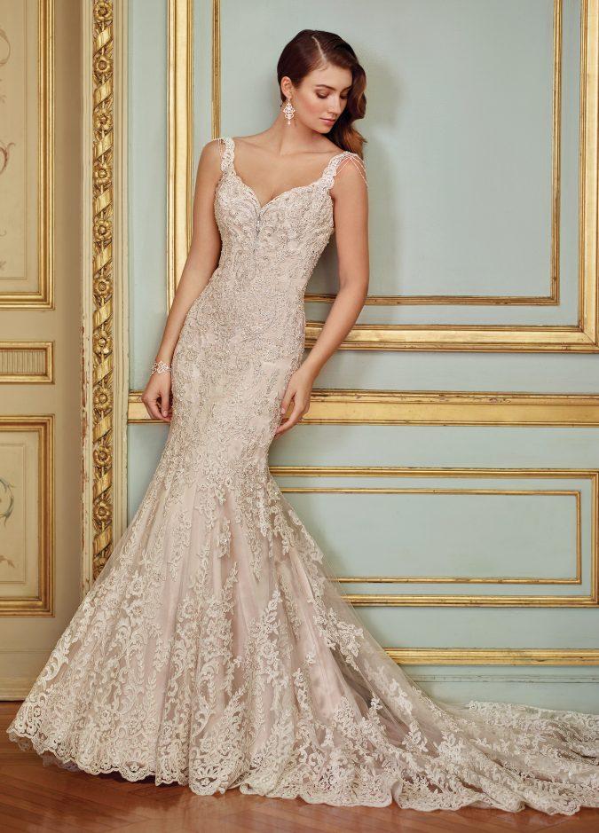 New-Mon-Cheri-Bridal-Dress-7-675x939 150+ Bridal Fashion Trends and Ideas for Fall/winter 2019