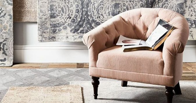 Raised-Arm-Chairs-675x357 Top 10 Ways to Make A House Look Bigger And More Spacious