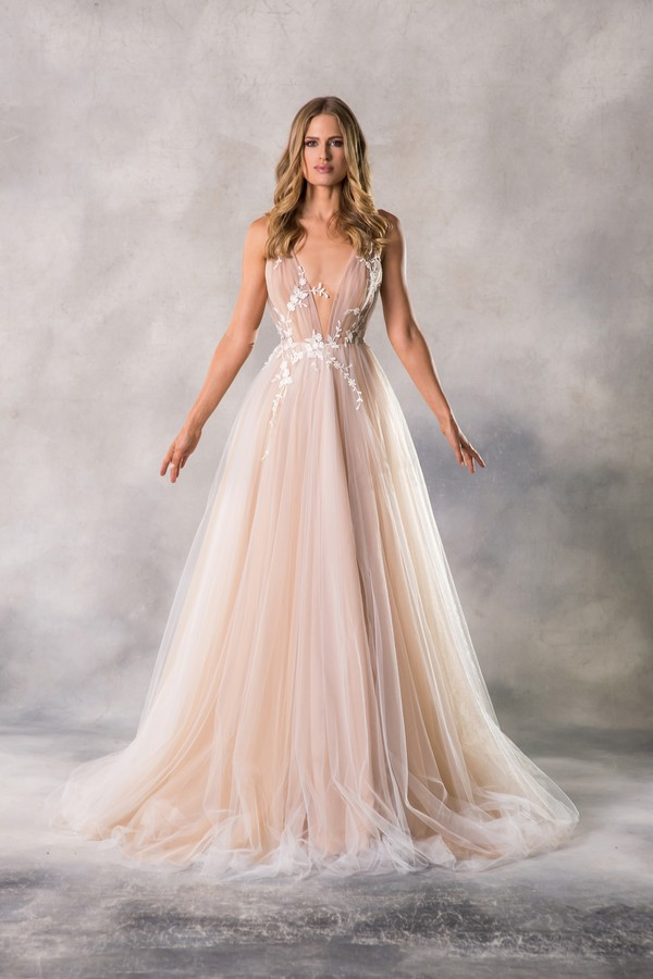 Roxy-Anna-Georgina-Casablanca-2019 150+ Bridal Fashion Trends and Ideas for Fall/winter 2019