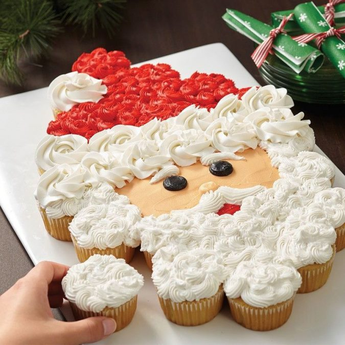 Santa-Claus-cake-2-675x675 Make this Christmas Day Delighted with Delicious Theme Cakes