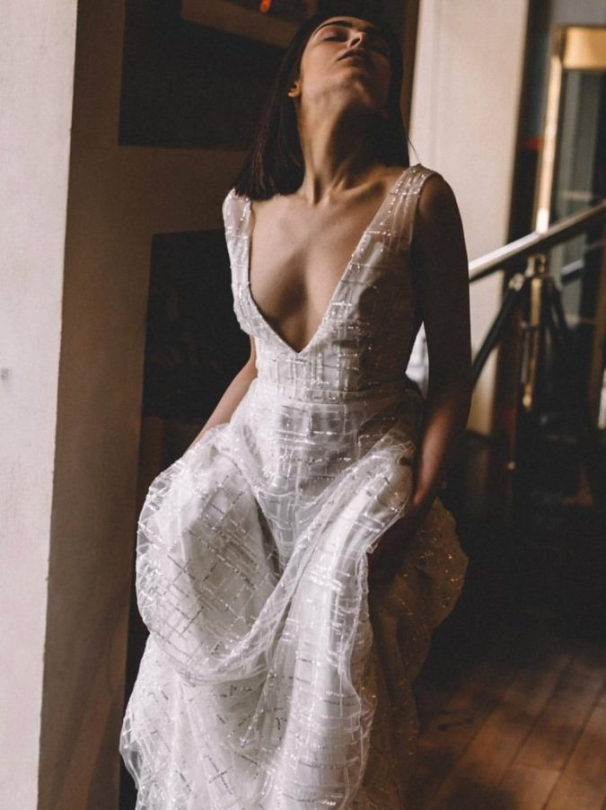 The-2019-Wedding-Dress-Trends-Brides-Need-to-Know-675x902 150+ Bridal Fashion Trends and Ideas for Fall/winter 2020