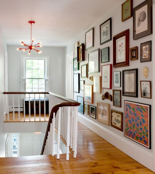 Use-Art-Gallery-1 Top 10 Ways to Make A House Look Bigger And More Spacious