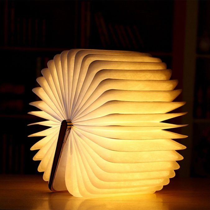 Wooden-LED-Book-Lamp-4-675x675 Innovative Wooden Book LED Lamp