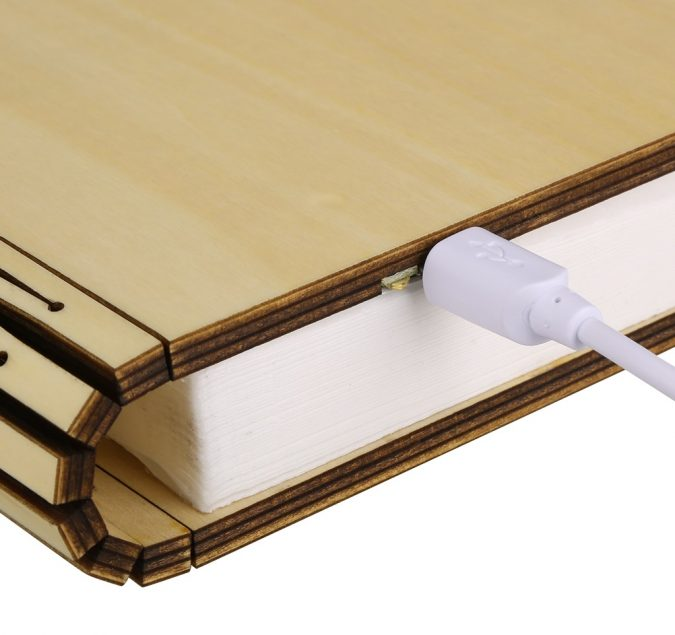Wooden-LED-Book-Lamp-6-675x635 Innovative Wooden Book LED Lamp