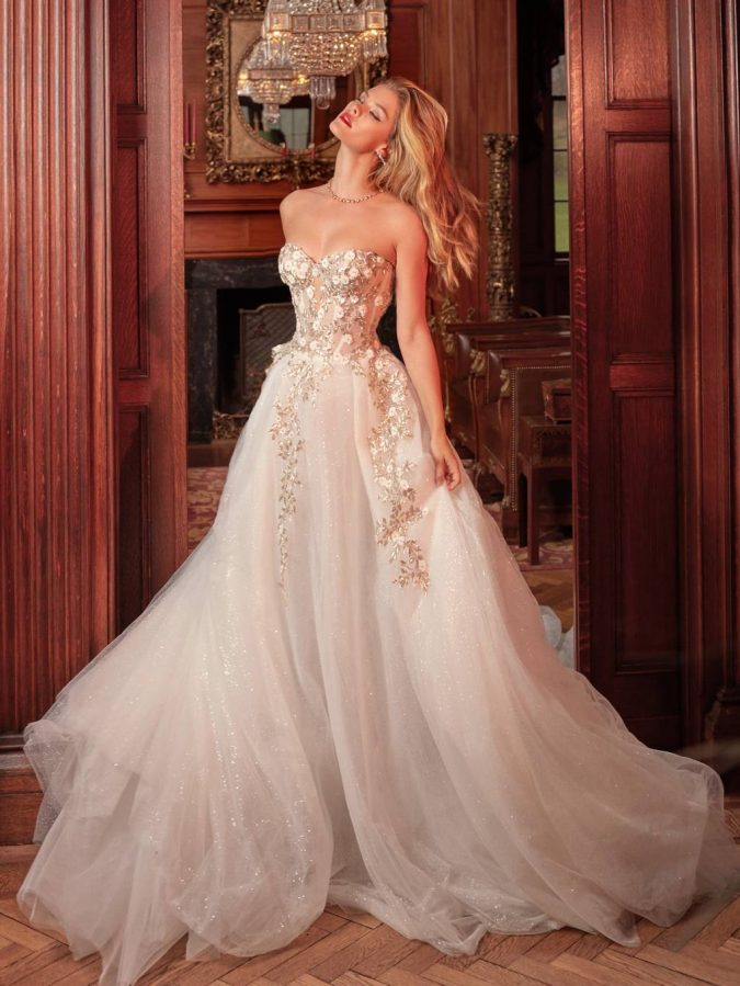 aelin-f2-675x899 150+ Bridal Fashion Trends and Ideas for Fall/winter 2019