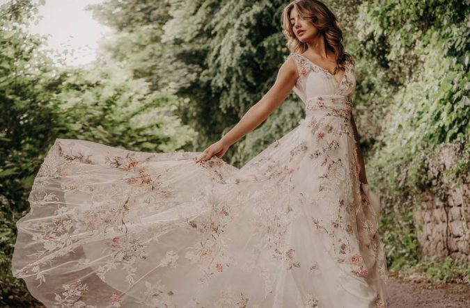 alexa-2-675x443 150+ Bridal Fashion Trends and Ideas for Fall/winter 2019