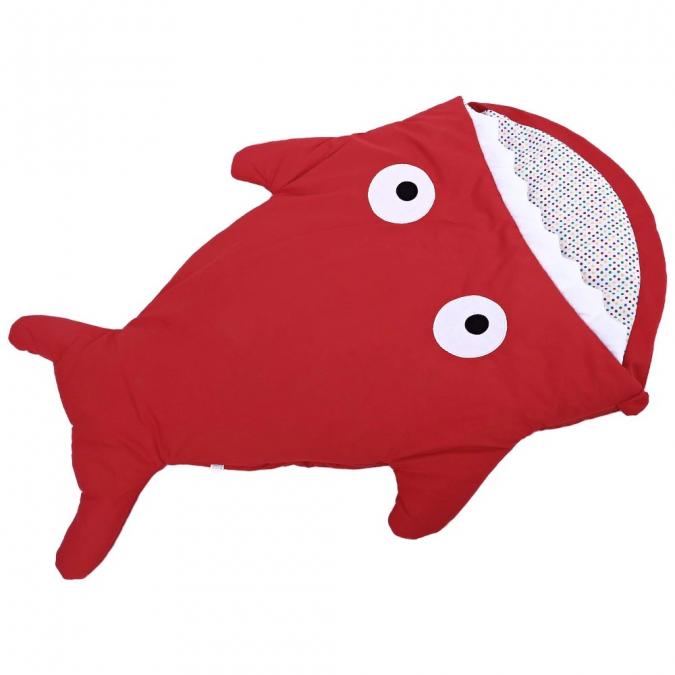 baby-shark-bag-17-675x675 Cute Baby Sleeping Shark