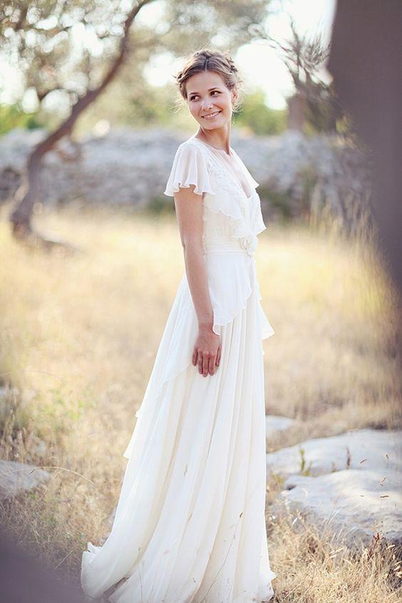 boho-ruffles2019-1 150+ Bridal Fashion Trends and Ideas for Fall/winter 2020