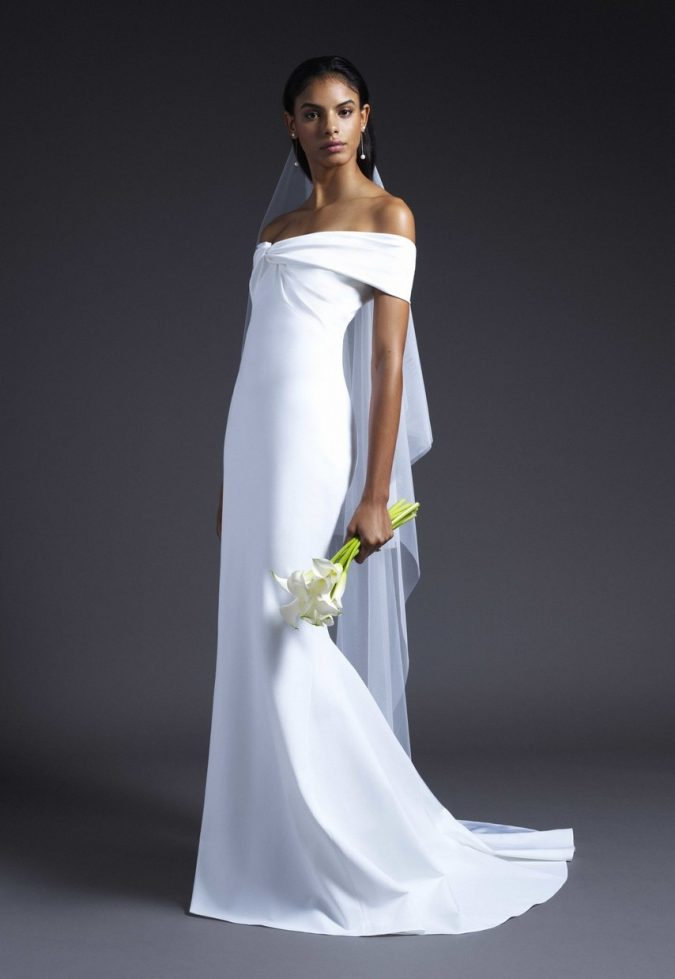 cushnie-bridal-wedding-dresses-fall-2019--675x979 150+ Bridal Fashion Trends and Ideas for Fall/winter 2020
