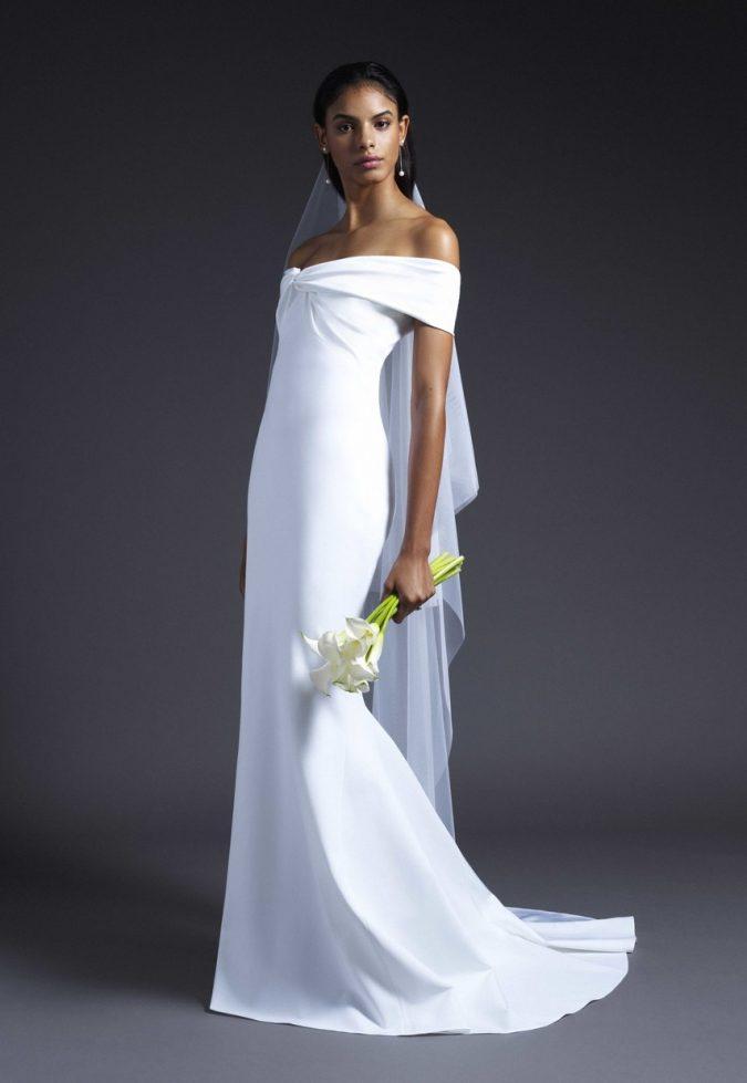 cushnie-bridal-wedding-dresses-fall-2019--675x979 150+ Bridal Fashion Trends and Ideas for Fall/winter 2019
