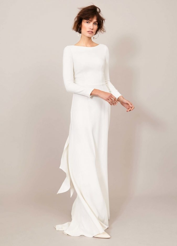 cushnie-fall-2019-bridal.-675x937 150+ Bridal Fashion Trends and Ideas for Fall/winter 2020