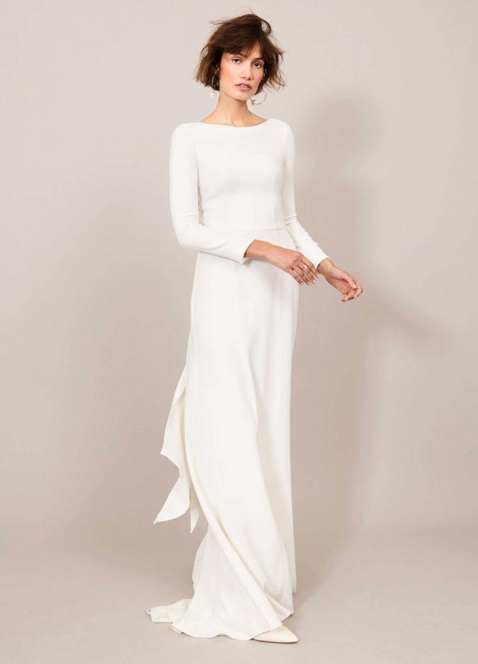 cushnie-fall-2019-bridal.-675x937 150+ Bridal Fashion Trends and Ideas for Fall/winter 2019