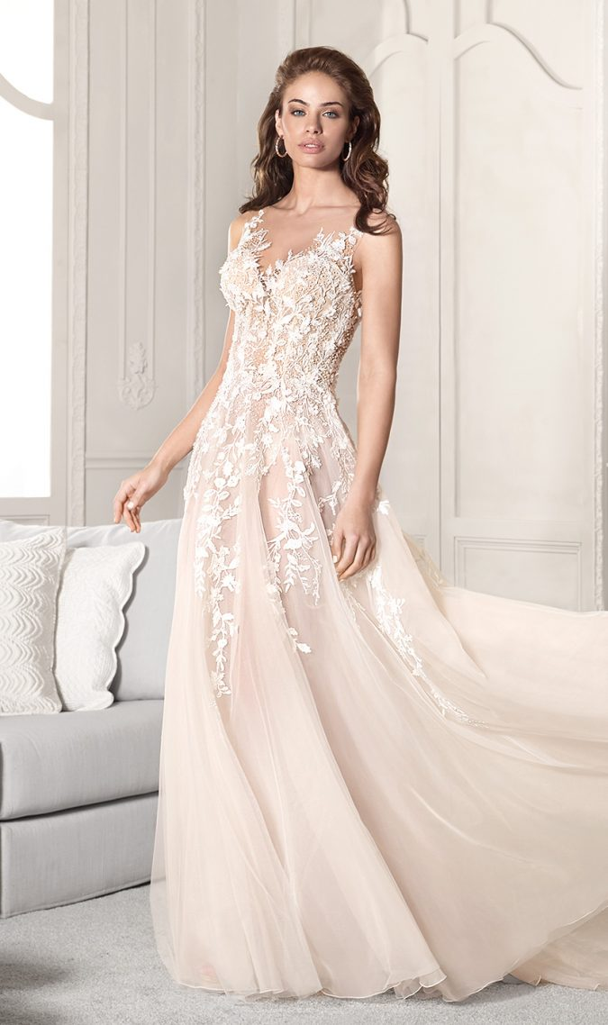 demetrios-wedding-dresses-675x1138 150+ Bridal Fashion Trends and Ideas for Fall/winter 2020