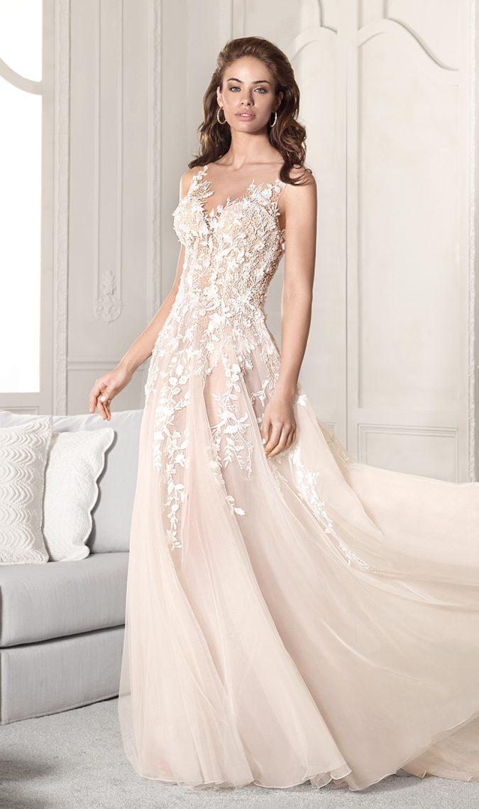 demetrios-wedding-dresses-675x1138 150+ Bridal Fashion Trends and Ideas for Fall/winter 2019