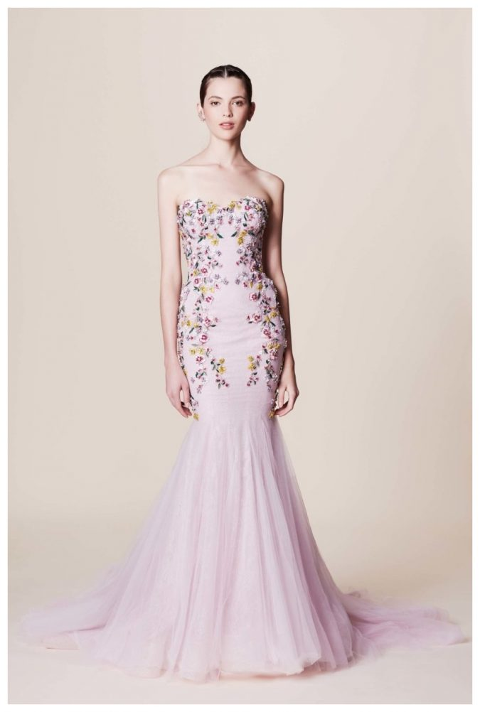 florals-675x1002 150+ Bridal Fashion Trends and Ideas for Fall/winter 2019