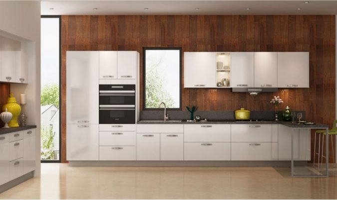 frameless-kitchen-cabinets-675x402 Top 10 Stylish and Practical Kitchen Design Trends for 2019