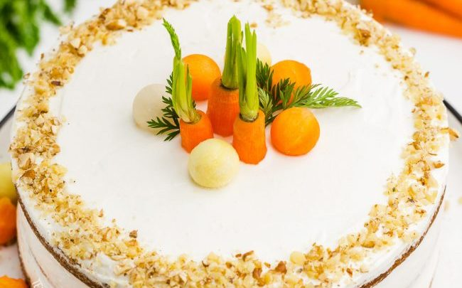Photo of Top 5 Healthy Cakes for Fruitful Celebrations