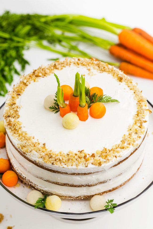 gluten-free-carrot-cake-7-650x975 Top 5 Healthy Cakes for Fruitful Celebrations