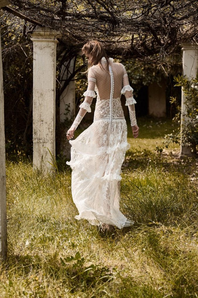 hbz-boho-bridal-13-1496251936-675x1013 150+ Bridal Fashion Trends and Ideas for Fall/winter 2019