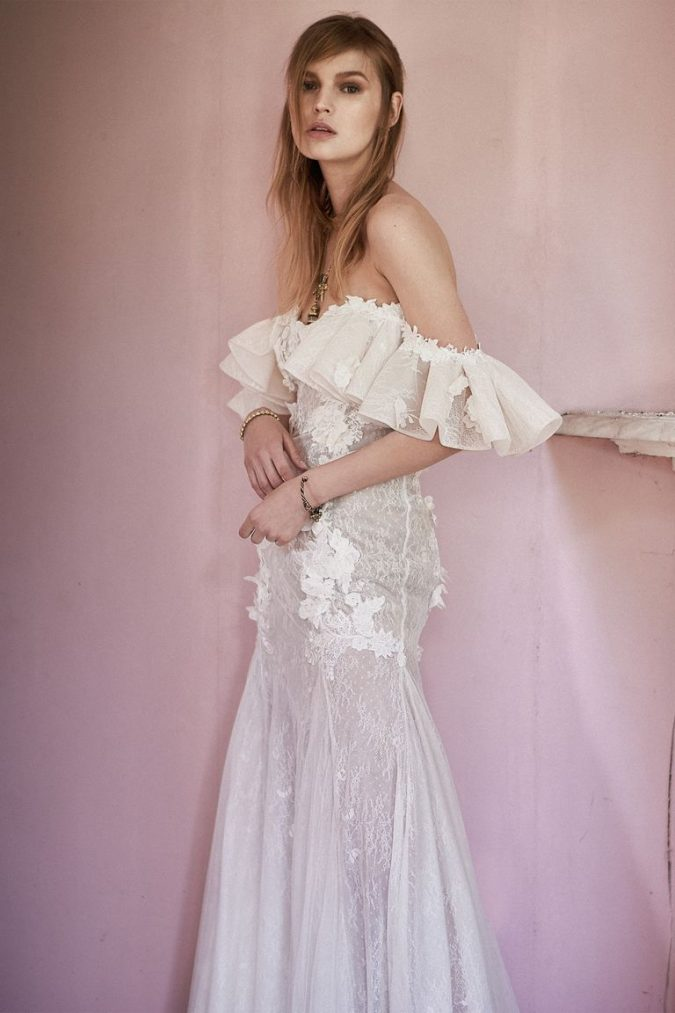hbz-boho-bridal-14-1496251936-675x1013 150+ Bridal Fashion Trends and Ideas for Fall/winter 2019