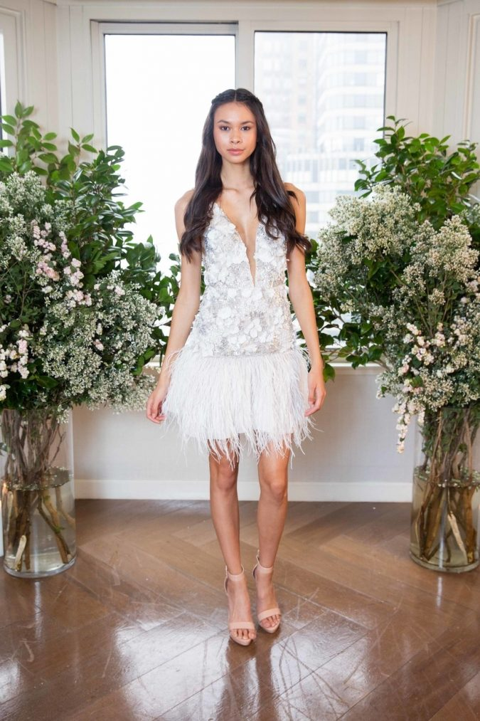 idan-cohen-wedding-dresses-fall-2019-675x1013 150+ Bridal Fashion Trends and Ideas for Fall/winter 2020