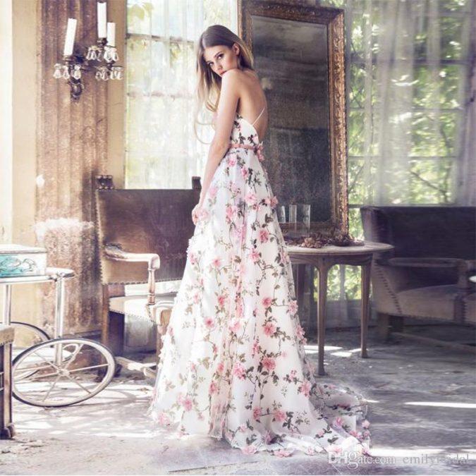 il-nuovo-disegno-floreale-3d-di-disegno-veste-675x675 150+ Bridal Fashion Trends and Ideas for Fall/winter 2019