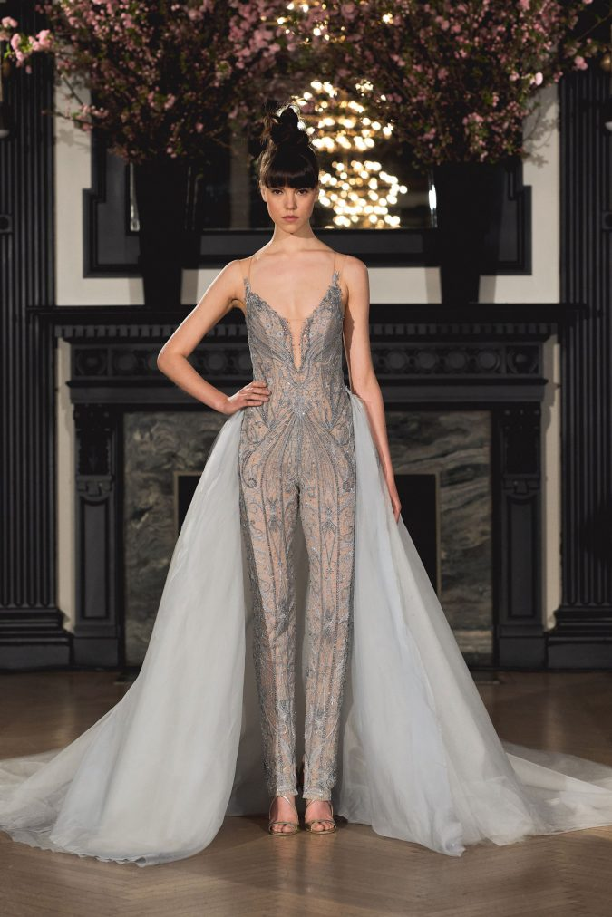 inesdisanto-675x1012 150+ Bridal Fashion Trends and Ideas for Fall/winter 2019