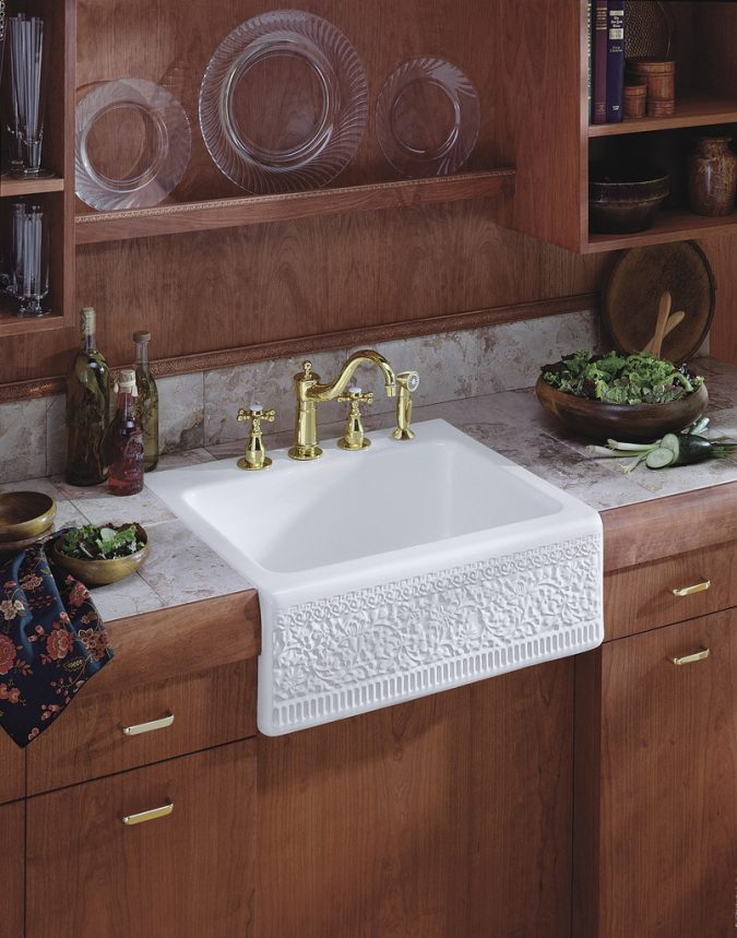 kitchen-embossed-sink-675x859 Top 10 Stylish and Practical Kitchen Design Trends for 2020