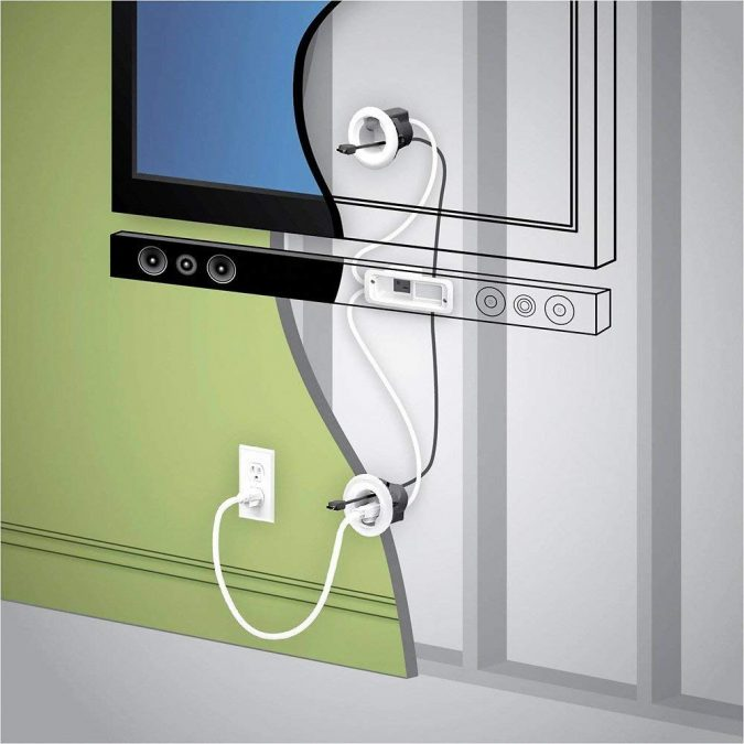 legrand-TV-power-kit-675x675 Legrand In-wall TV Power Kit: How to Hide the TV Wires Elegantly