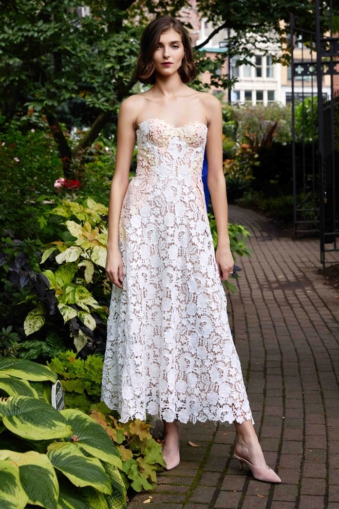 lela-rose-fall-2019-bridal 150+ Bridal Fashion Trends and Ideas for Fall/winter 2019