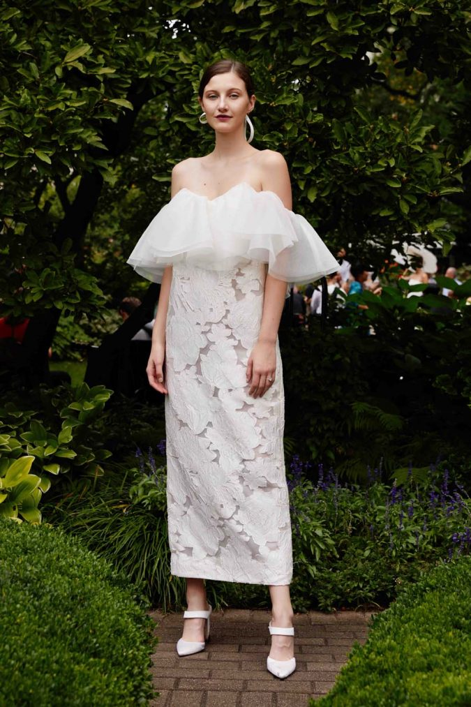 lela-rose-fall-winter-2019-wedding-dresses-10-675x1013 150+ Bridal Fashion Trends and Ideas for Fall/winter 2020