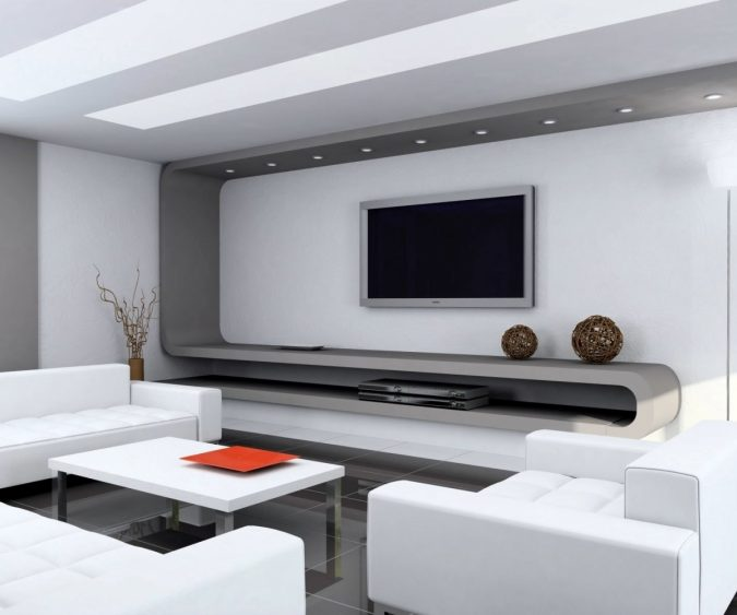 living-room-675x563 Legrand In-wall TV Power Kit: How to Hide the TV Wires Elegantly