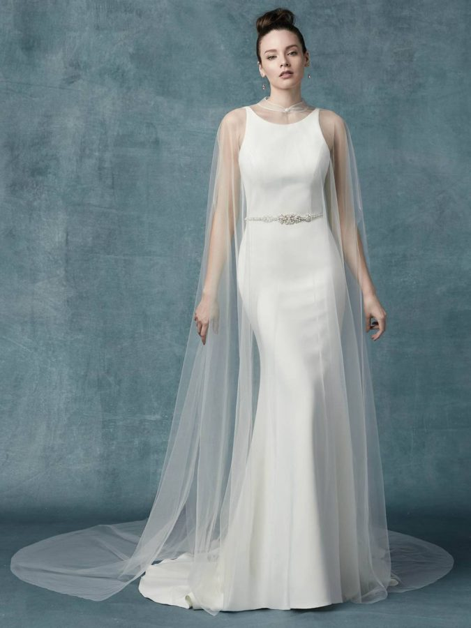 maggie-sottero-ca9xc031-675x900 150+ Bridal Fashion Trends and Ideas for Fall/winter 2019
