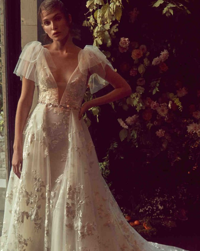 neckline-1-675x844 150+ Bridal Fashion Trends and Ideas for Fall/winter 2019