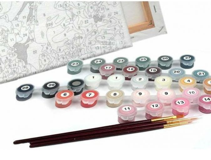 painting-by-numbers-4-675x511 Easy Painting for Everyone
