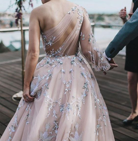 pastil-pink-2019 150+ Bridal Fashion Trends and Ideas for Fall/winter 2020