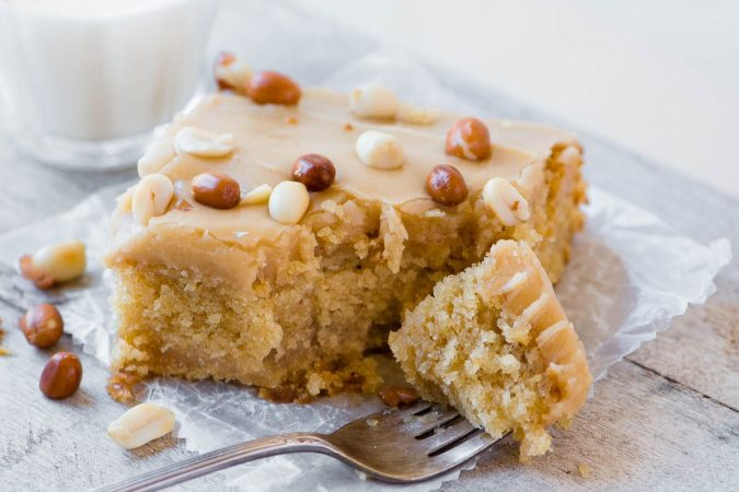peanut-butter-cake--675x450 Top 5 Healthy Cakes for Fruitful Celebrations