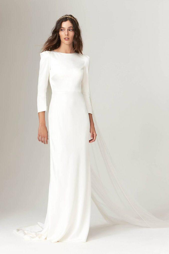 savannah-675x1013 150+ Bridal Fashion Trends and Ideas for Fall/winter 2019