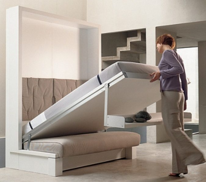small-space-furniture-675x598 Top 10 Ways to Make A House Look Bigger And More Spacious