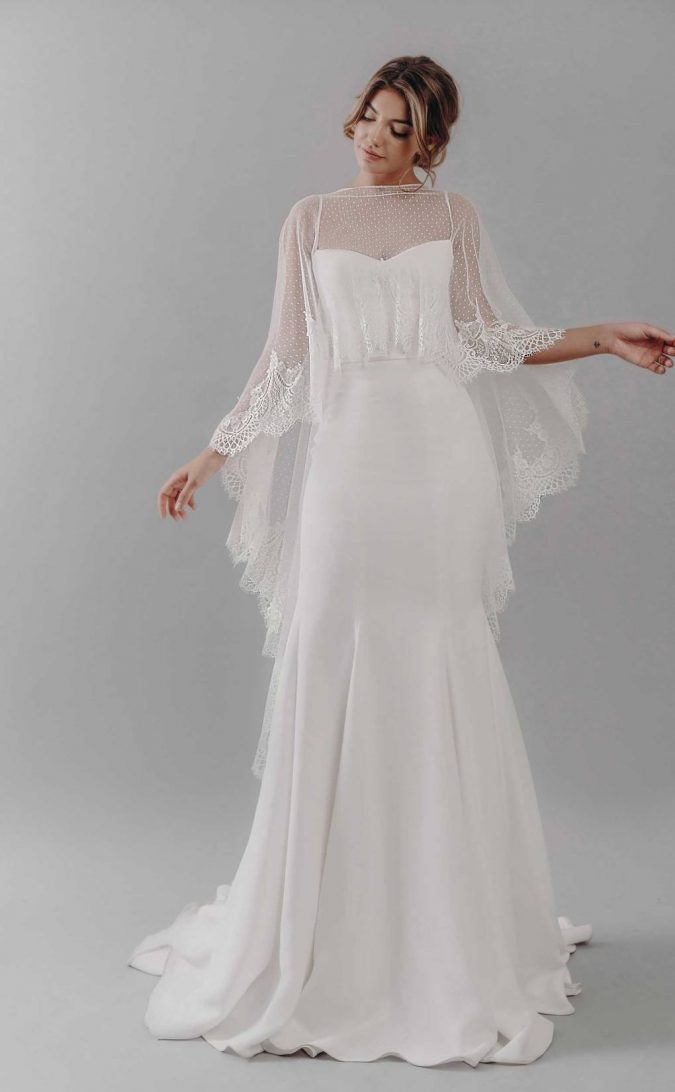 stephanie-allin-2019-dakota-front-675x1092 150+ Bridal Fashion Trends and Ideas for Fall/winter 2020