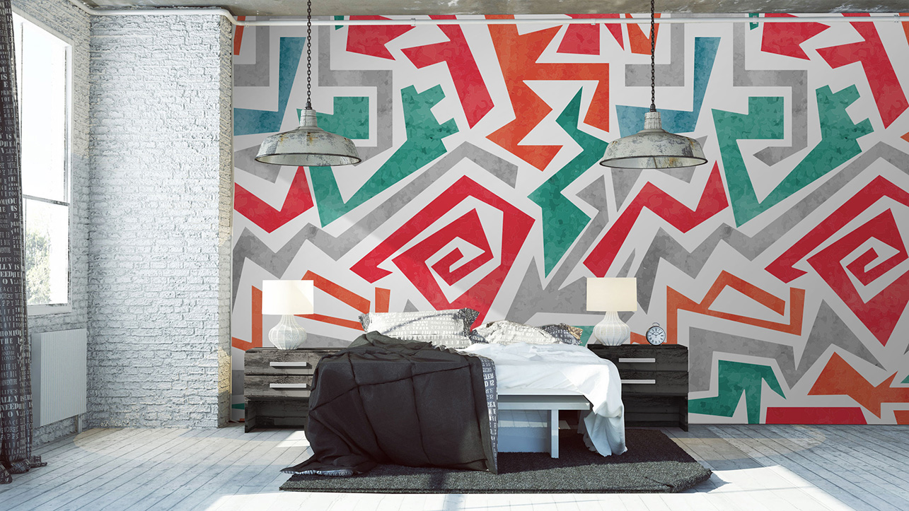 street-art Street art at home? You can count us in!