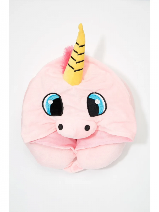 unicorn-hooded-travel-pillow-2-675x900 Hooded Unicorn Travel Pillow