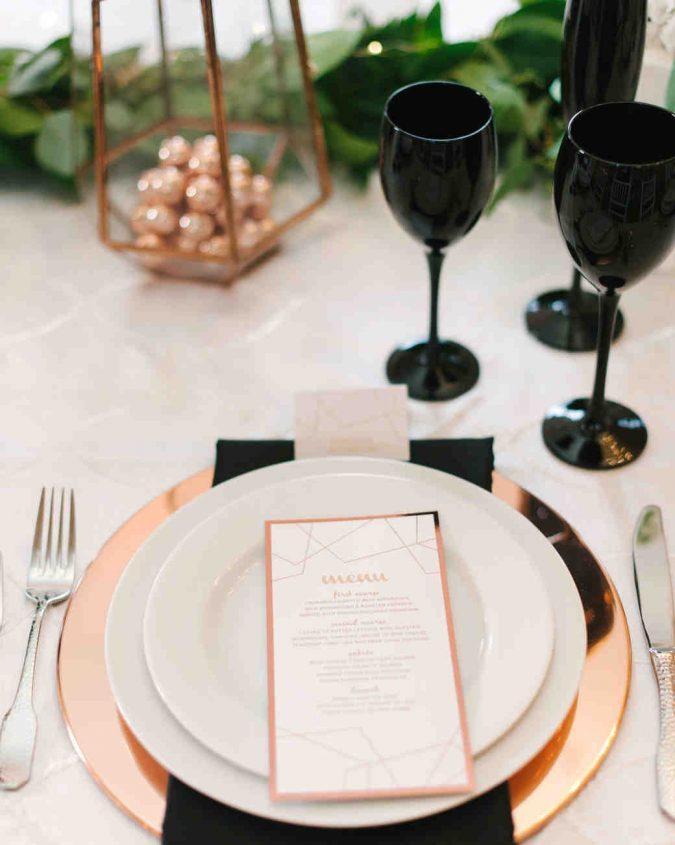 wedding-decor-rose-gold-2-675x845 10 Outdated Wedding Trends to Avoid in 2019